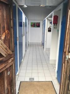Ingang sanitair